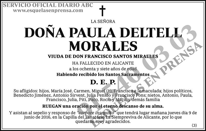 Paula Deltell Morales